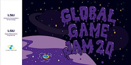 2020 LSU Global Game Jam tickets