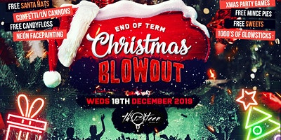 End of Term Christmas Blowout - Surrey / Guildford!!