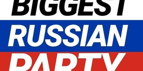 Biggest Russian Party tickets