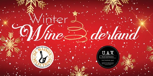 Winter Wine-Derland Holiday Party