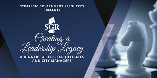 Creating a Leadership Legacy Dinner for Elected Officials