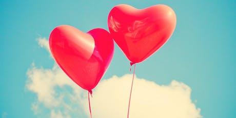 Soirée Slow Dating spéciale Saint Valentin (30-55 ans) entradas