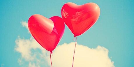 Soirée Slow Dating spéciale Saint Valentin (30-55 ans) tickets