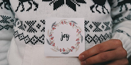 Card & Christmas Gift Tag Making Workshop tickets
