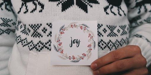 Card & Christmas Gift Tag Making Workshop