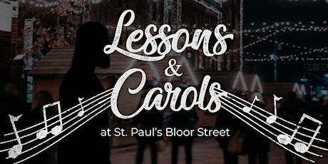 Lessons & Carols tickets