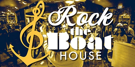 Rock The Boat: New Year's Eve at The Boathouse tickets