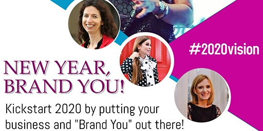 New Year, Brand You!