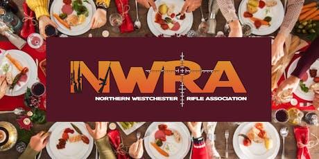NWRA Christmas Dinner 2019 tickets
