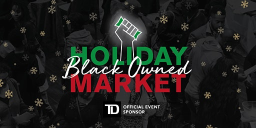 Black Owned Holiday Market