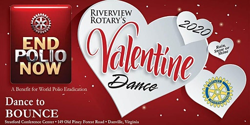 Riverview Rotary's Valentine Dance