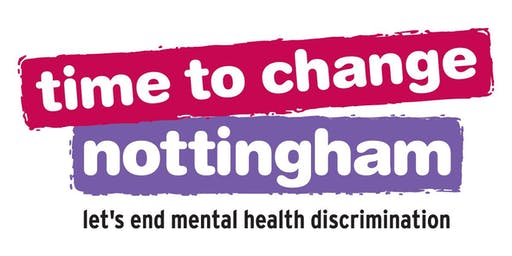 Nottingham Time to Change Champions' Event