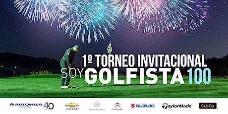 Torneo Soy Golfista 100 boletos
