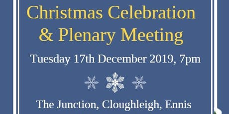 Clare PPN Christmas Celebration and Plenary Meeting tickets