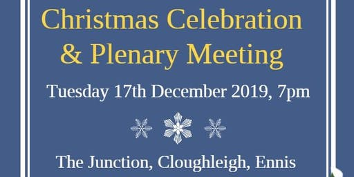 Clare PPN Christmas Celebration and Plenary Meeting
