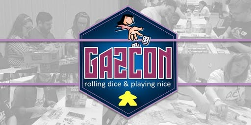 GAZCON 2020 - Board Game Event