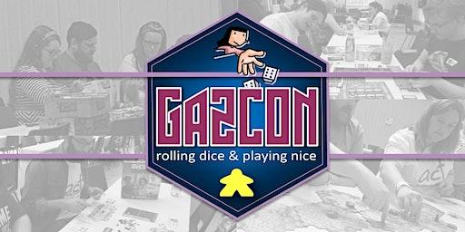 GAZCON 2020 - Board Game Event