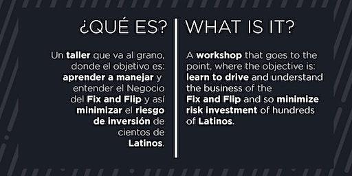 Fix and Flip en Español