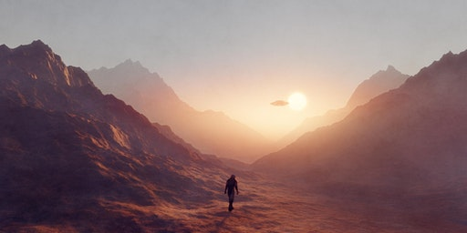 ETH Global Lecture: Walking on Mars