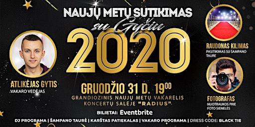 Grandiozinis naujųjų metų sutikimas