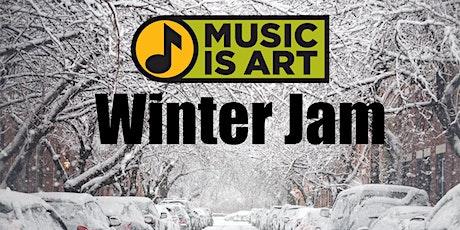 Music is Art Presents... Winter Jam 2020 tickets