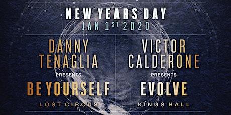 Danny Tengalia & Victor Calderone - New Years Day 2020 tickets