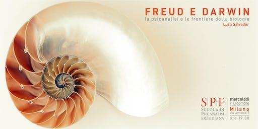 Freud e Darwin: la psicanalisi e le frontiere della biologia