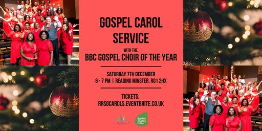Reading Refugee Support Group  & Reading Community Gospel Carol Service