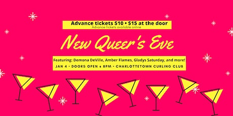New Queer's Eve! tickets