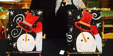 Paint & Sip at Daily Dose tickets