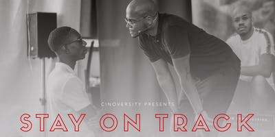 STAY on TRACK by CINOversity