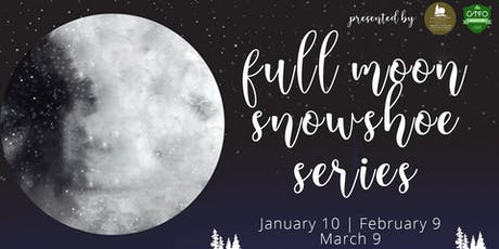 Full Moon Snowshoe Series: Ferris Street Forest and Wetland Nature Preserve tickets