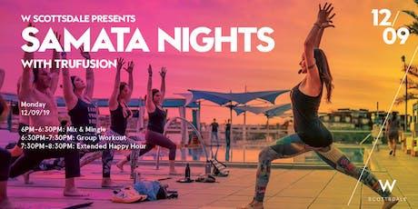 Samata Nights - Free Yoga with TruFusion tickets