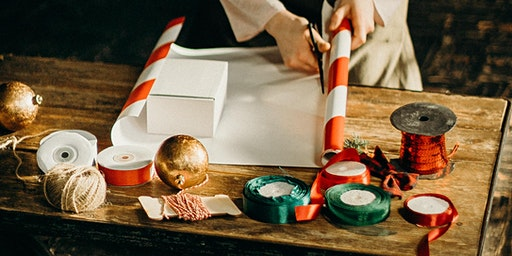 Crafty Gift Wrapping Workshop