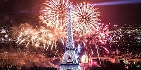Midnight in Paris: Ring in the New Year at J9 Wine Bar tickets