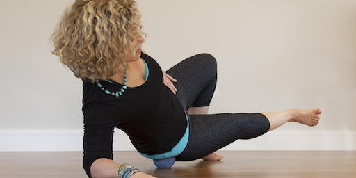 Yoga Tune Up® Workshop for Shoulders, Back and Hips