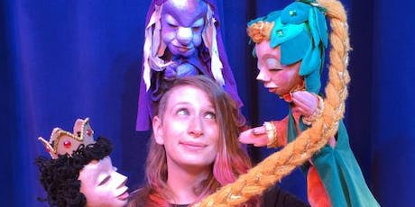 Rapunzel presented by PuppetCo Theatre tickets