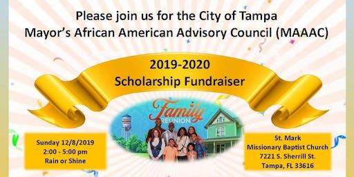 Mayor's African American Advisory Council Family Reunion