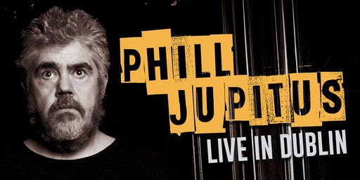 Phill Jupitus live in Dublin - Jan 2