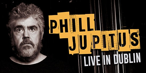 Phill Jupitus live in Dublin - Jan 2
