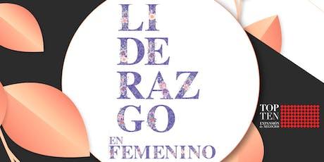 Workshop: Liderazgo en femenino, liderazgo del futuro tickets