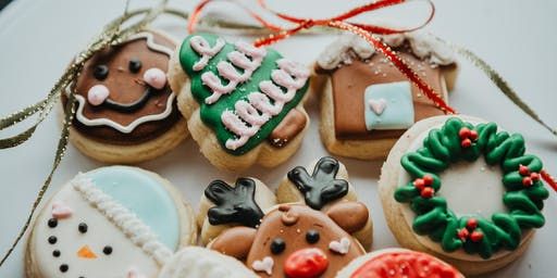 HOLIDAY MINIS Cookie Decorating Class