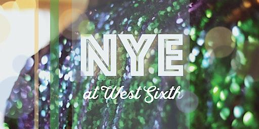 NYE at West Sixth!!