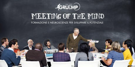 Meeting of the mind PADOVA biglietti