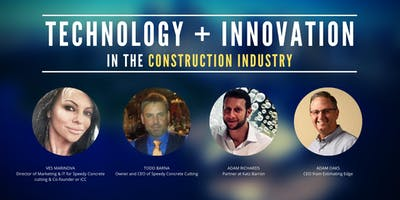 Technology + Innovation In The Construction Industry