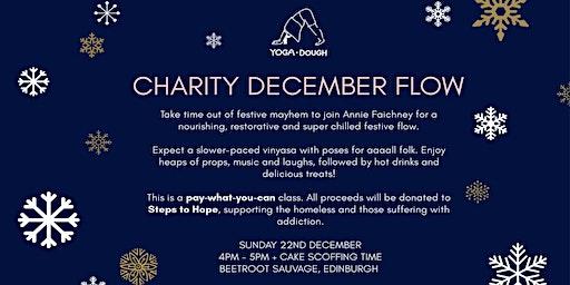Charity December Flow
