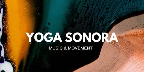 YOGA SONORA at Ministry of Sound tickets