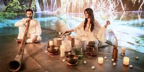 Celestial Solar Eclipse & New Moon Cacao Sound Healing Journey tickets