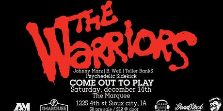 The Warriors: A Deadstock Showcase tickets