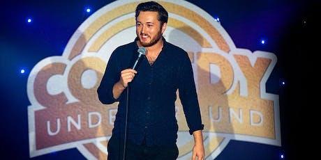 Icebreaker Comedy Night - with Stuart Mcpherson tickets